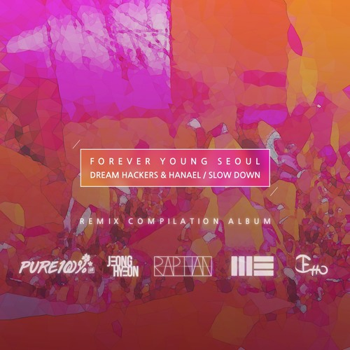 Dream Hackers, Hanael - Slow Down (Pure 100% Remix)