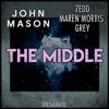 Remake - Zedd, Maren Morris, Grey - The Middle
