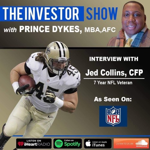 How do millionaire athletes  go broke with a financial advisor W/NFL Vet Jed Collins, CFP