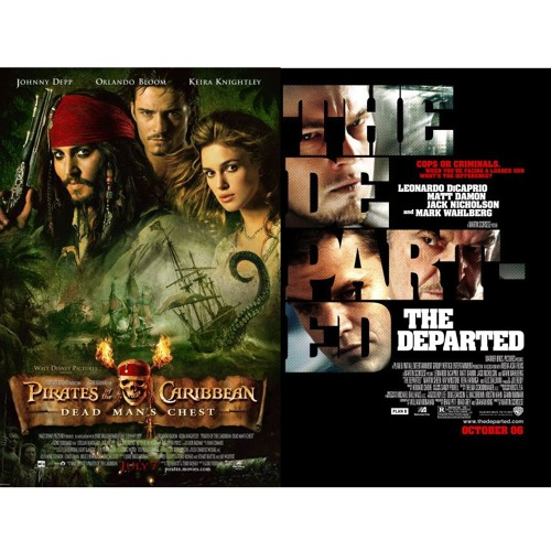 Episode 98 - Battle of 2006:  Pirates of the Caribbean: Dead Man's Chest v. The Departed