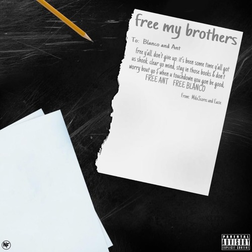 Free My Brothers Ft Eazie Prod Jb By Mike Scores