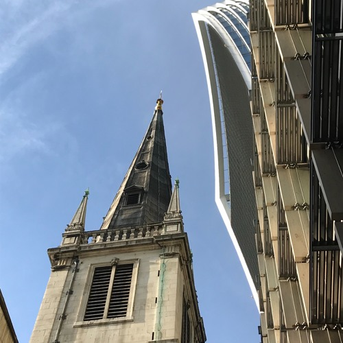 City of London Churches - St Margaret Pattens