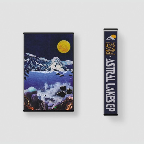 2XM - Astral Lakes EP (incl. Remixes from DJ Psychiatre & Explorer Of The Humankind) BLAQTAPES006