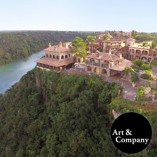 Stephen Kaplan, Raúl Miyar, Gustavo Fermín: The View From Chavon, Art Residency-Design School  / #2