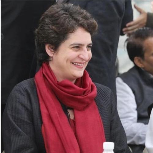 प्रियंका गांधी ने जारी किया ऑडियो, नई राजनीति में शामिल होने का आह्वान