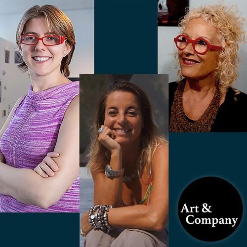 Tami Katz-Freiman/Susan Caraballo/Ombretta Agró Andruff: Talking Art, Politics, & Curating   / #4