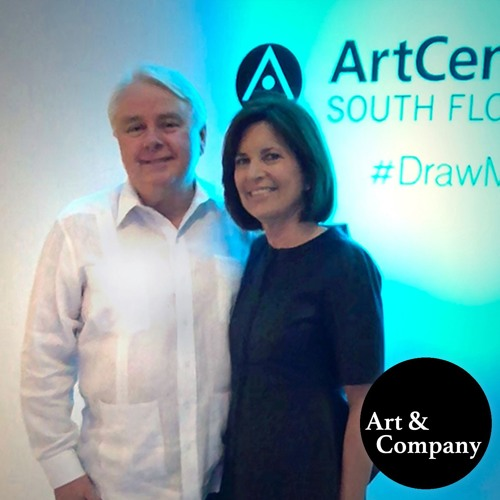 Couples: Dennis & Debra Scholl, Up Close with Miami Collectors and Arts Activists / #6