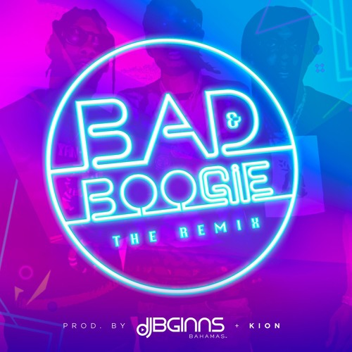 Bad And Bougie Remix - KION X DJBginns