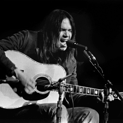 Neil Young songs about climate change