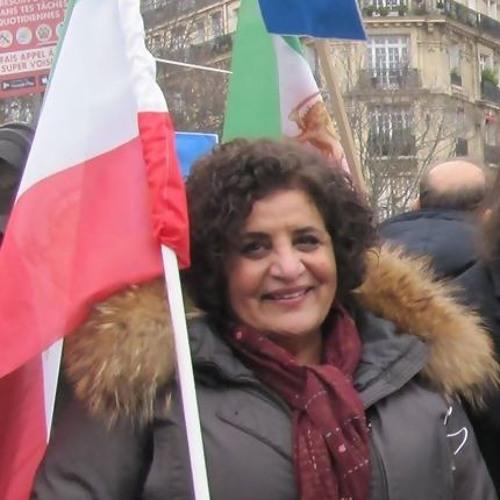 تظاهرات پاریس در ۴۰مین سالگرد انقلاب ضدسلطنتی ۵۷