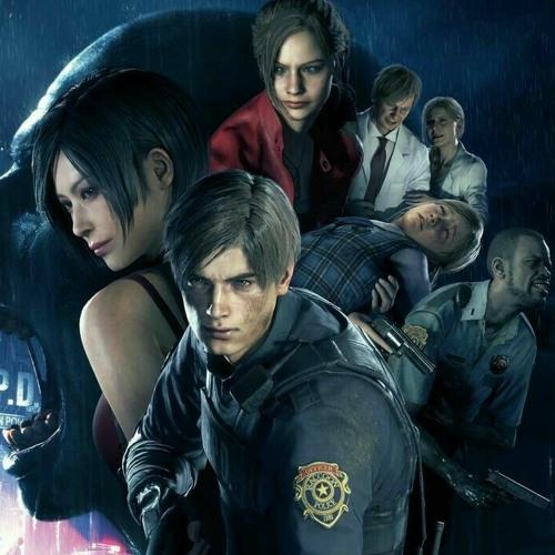 resident evil 2 remake ost download