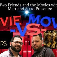 18: Movie Vs Movie: The Oscars 2019