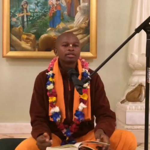 Śrīmad Bhāgavatam class on Mon 11th Feb 2019 by Savyasaci Dāsa 4.20.20