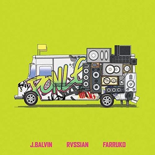 94 Bpm - PONLE - FARRUKO Ft  J Balvin #DEMO# (acapella) - DJ TAURO