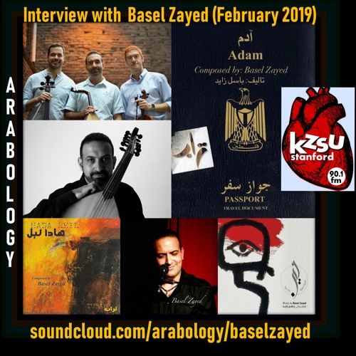 Interview with Basel Zayed (February 2019)