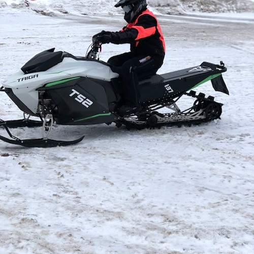 TAIGA ELECTRIC SNOWMOBILE TEST AND ROUNDTABLE With Taiga engineers.