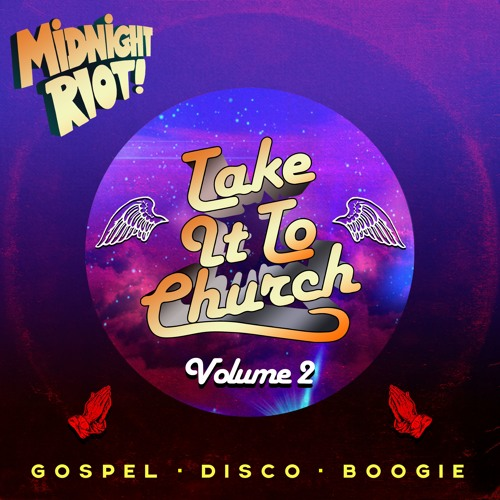 Take It To Church - Volume 2 - Yam Who? Teaser Mix