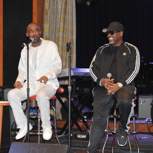 Conversation with Johnny Gill & Ralph Tresvant - SuperCruise 2019
