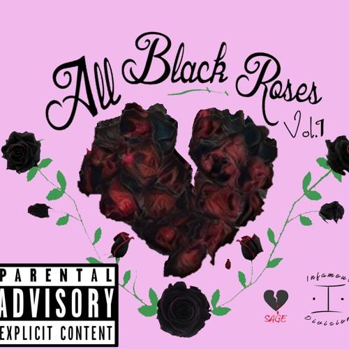 All Black Roses v1