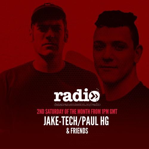 Jake-Tech / Paul HG & Friends - Data Transmission Radio