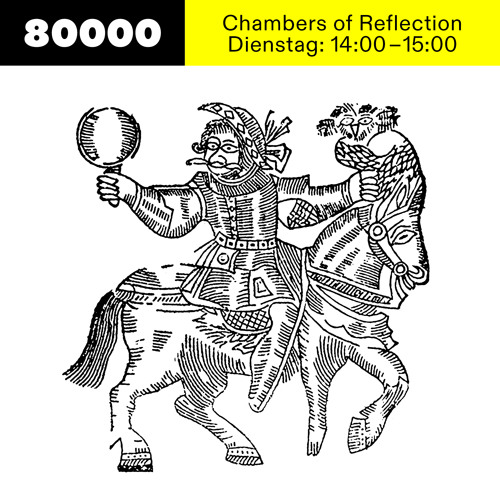Chambers of Reflection #03 w/ Michael Satter at Radio 80000 • 12.02.2019