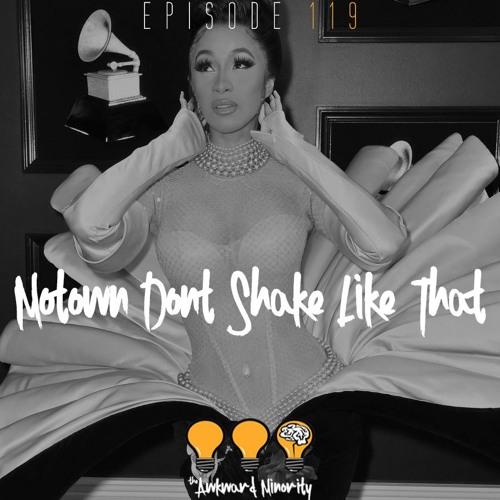 Motown Don't Shake Like That