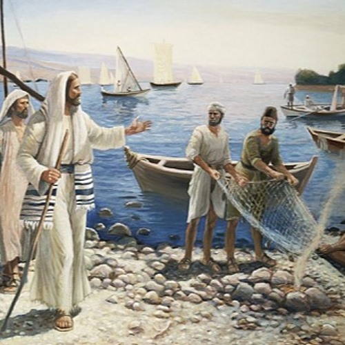 Jesus Calls Disciples