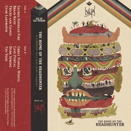 Headhunters HQ: Side B [Great Fungal Weevil - Cave Portal - Dark Ocean - The Void]