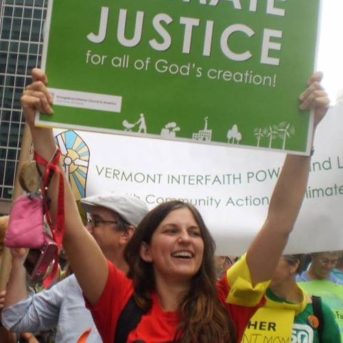 February 2019 Religica Ally - Jessica Zimmerle at Earth Ministry