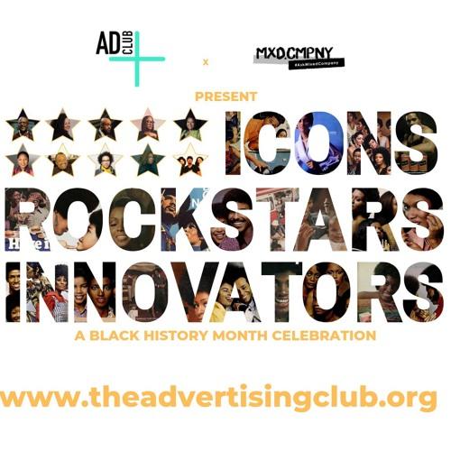 BHM 2019: Icons, Rockstars & Innovators