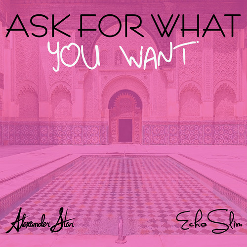 Ask For What You Want - Alexander Star x EchoSlim