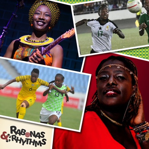 Women of Africa Special: Two musicians on equality and what's next for women's football