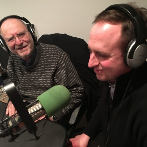 David J. Goodwin on his book 'Left Bank of the Hudson' about the Jersey City art scene (2/11/19)
