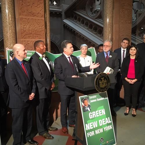 Green New Deal News Bucket