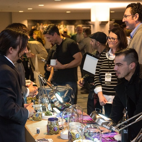 Cannabis Business Conference in SF - a year into legalization (KPFA News)