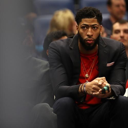 Szakítottak, de még együtt laknak: Anthony Davis és a Pelicans