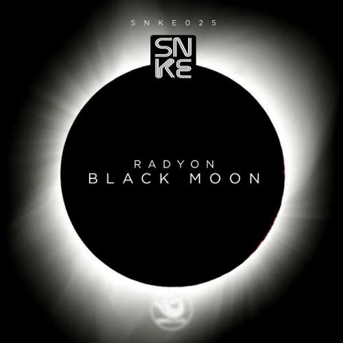 Radyon - Black Moon - SNKE025