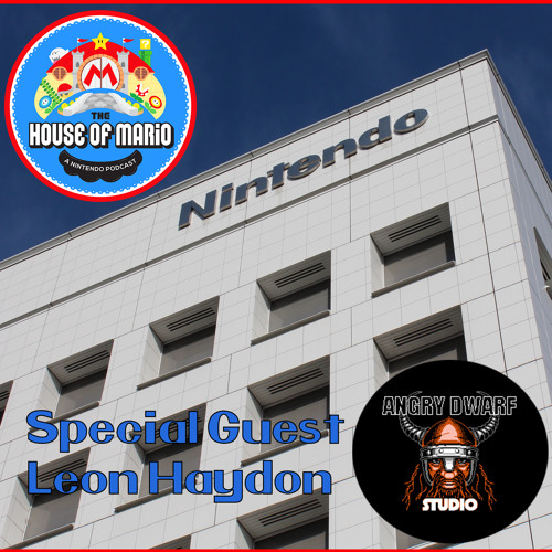 Applying for a job at Nintendo (Special Guest) - The House of Mario Ep. 81