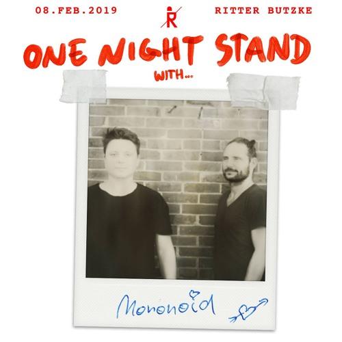 MONONOID @ Ritter Butzke, Berlin 08/02/2019