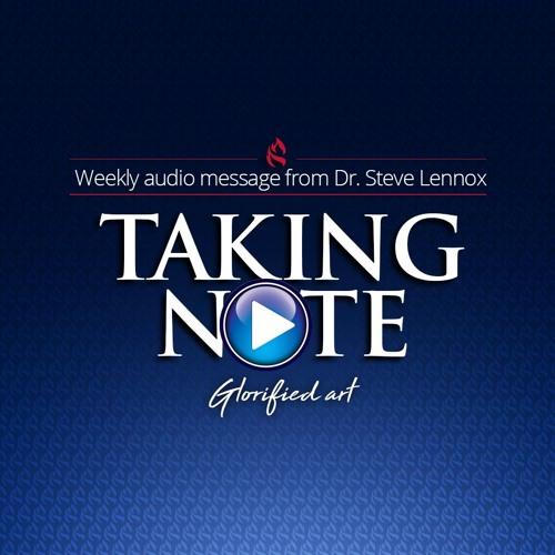 Taking Note - Week 31