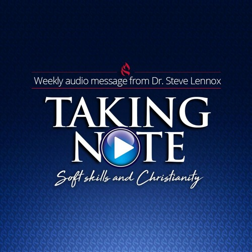 Taking Note - Week 32
