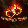 Heart Set On Fire Ft. 2Nick8 - Valentines Day Hip Hop Song By Rafztar UK