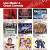 Whats On Winter/Spring 2019 | Live Music & Great Comedy