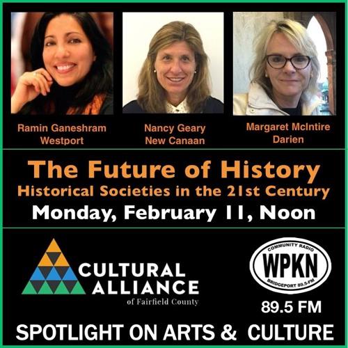 Spotlight on Arts & Culture |  The Future of History | Feb '19