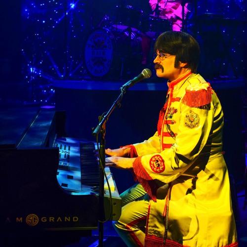 Steve Landes, John Lennon in RAIN - A Tribute to The Beatles - STNJ Episode 270