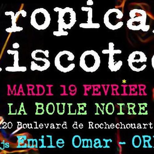 tropical discoteq chill vibes @ Xiringuito Ibiza - emile omar