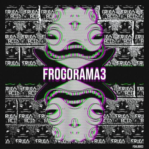 FOALB003 - 02 - Magenta - Marijuana (Frogs On Acid)