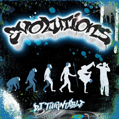 1.8 DJ Turntable - Evolutions Mixtape - Latins Goin' Platinum