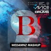 Martin Garrix, Blinders vs. Avicii - Breach vs. My Feelings For You (WeDamnz Mashup)