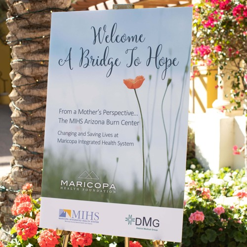 """A Bridge to Hope"" Luncheon Audio"